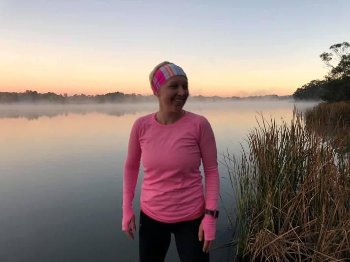 walking lake Gin coaching